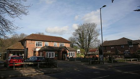 The Speckled Hen pub, Hatfield Road, St Albans. Picture: Danny Loo