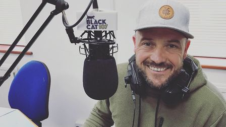James Archer, aged 36, speaks of his battle with depression and anxiety, as well as the stigma surro