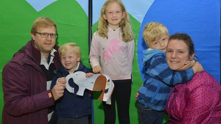 Book Jam took place in St Ives. Picture: ARCHANT