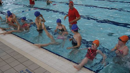 Wesminster Lodge is offering free swimming lessons for Drowning Prevention Week. Picture: Submitted