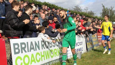 St Albans City have announced a price increase to watch football at Clarence Park next season. Pictu