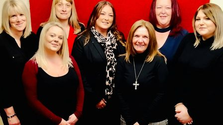 Staff at the care provider in St Neots