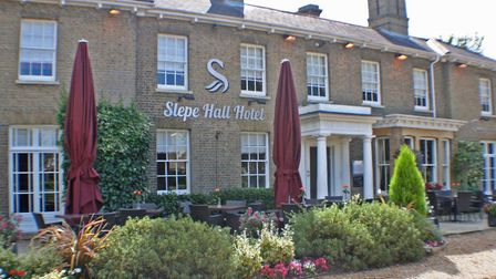 The Speed Dating event takes place at Slepe Hall in St Ives