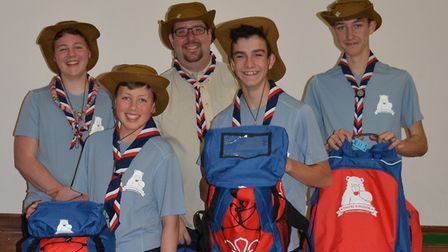 The Royston District Scouts will attend the 24th World Scout Jamboree in North America this summer.