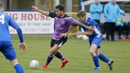 St Albans City drew at Chippenham Town in March during the two sides last meeting. Picture: LEIGH PA