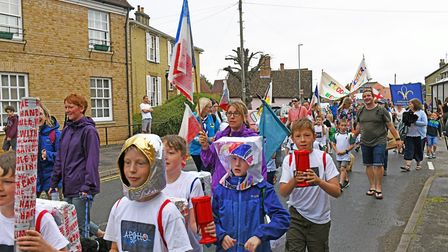 The Godmanchester Gala. Picture: ARCHANT