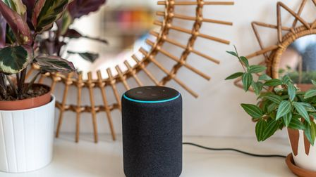 The Amazon Echo has become a smart home staple for many of us. Picture: iStock/PA.