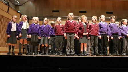 Royston Rotary Club have been awarded £1,000 for its Youth Makes Music Concert. Picture: Royston Rot
