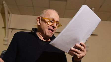 Wayne Sleep will play one of the ugly sisters in the Cambridge Arts Theatre panto