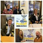 What's on this week's St Albans Podcast? It is available from July 10. Picture: Danny Smith