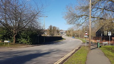 Cottonmill Lane, St Albans. Picture: Fraser Whieldon