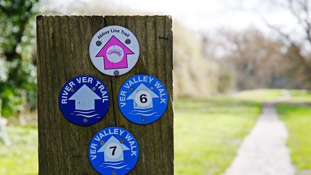 The Cottonmill area offers a number of established walking trails. Picture: Danny Loo