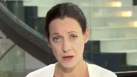 Brexit Party MEP Annunziata Rees-Mogg has complained about not having enough time to think about her
