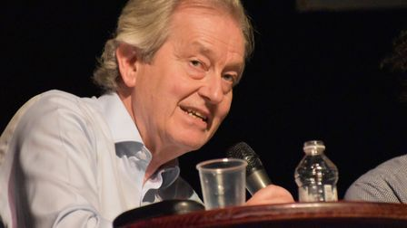 Stephen Dorrell, chair of the European Movement UK. Picture: Picasa