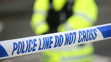 Police were called to Huntingdon Train Station this morning.