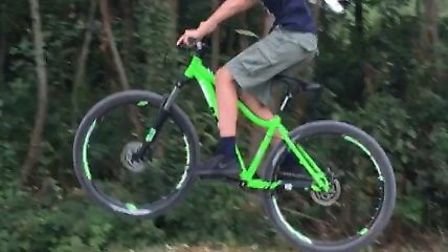 Have you seen this bike, stolen from a teenager in St Albans? Picture: Herts police