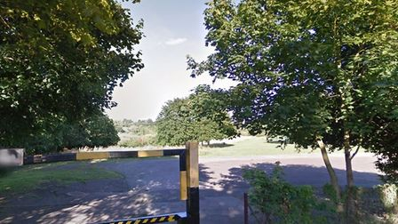A boy was threatened by a man with a knife for his bike on July 1 on Old Oak, St Albans. Picture: G
