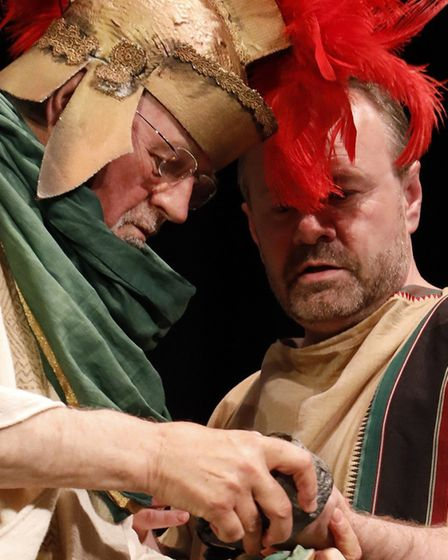 Company of Ten presents Ben Hur at the Abbey Theatre in St Albans. Picture: supplied by Company of T
