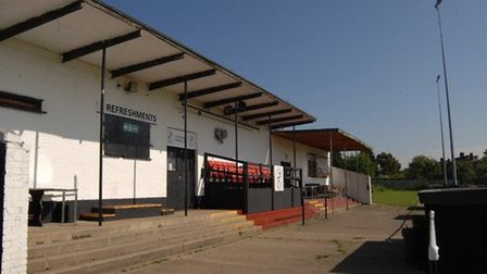ProEdge Westwood Road - the home of St Ives Town FC.