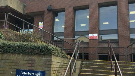 A hearing will take place at Peterborough Magistrates' Court. Picture: ARCHANT