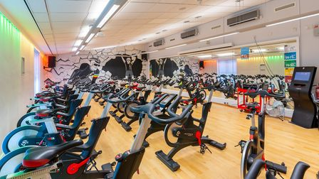 Cycling classes at One Leisure vary in difficulty, so theyre great for beginners as well as those wi