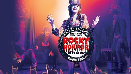 The Rocky Horror Show is in Cambridge
