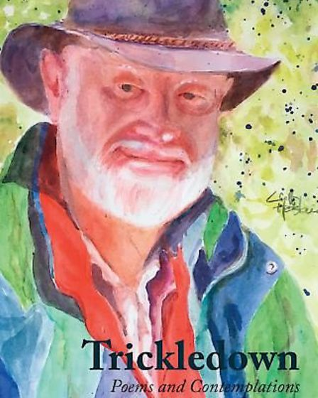 Trickledown: Poems and Contemplations by C Erik Andren. Picture: Courtesy of Lindy Andren