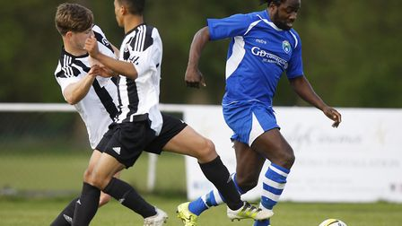 Former Blueboy Dave Parkinson is one of seven new players signed for the new season by London Colney
