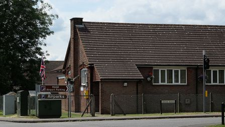 Slip End village hall is a popular children's party venue. Picture: Danny Loo