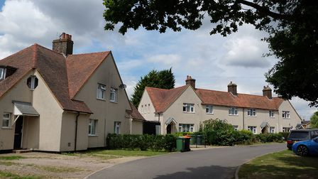 Some of the housing available in the village. Picture: Danny Loo