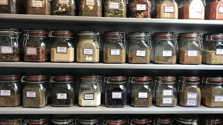 The Refill Pantry, London Road, St Albans is helping to reduce plastic waste. Photo: Laura Bill