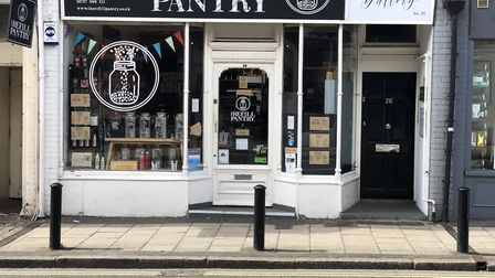 The Refill Pantry on London Road, St Albans