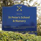 St Peter's School in St Albans is due to expand, but Sport England fears this will have a detrimenta