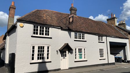 The Sun Inn Coach House, High Street, Markyate as it looks today. Picture: Ashtons