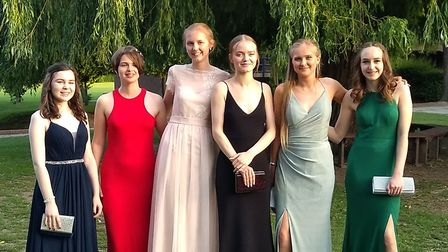 MVC's Year 11 prom. Picture: MVC