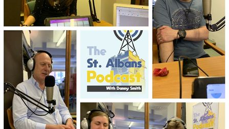 What's on the St Albans Podcast for July 3? Picture: Danny Smith
