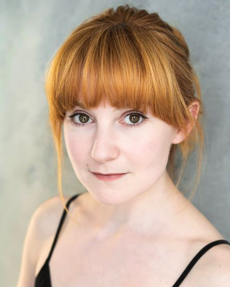 Katherine Rodden will play all six parts in The Killings at Nurseries House. Picture: Submitted by K