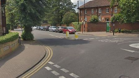 The tree is on Upper Marlborough Road. Picture: Google Maps