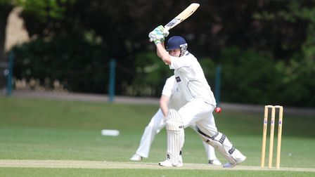 Max Capaldi led St Albans to a victory over Old Elizabethans. Picture: KARYN HADDON