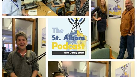 What's on the St Albans Podcast for June 19? Picture: Danny Smith
