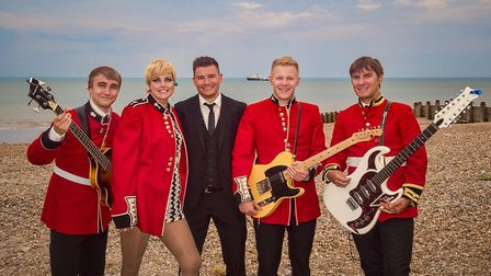 The Zoots will bring the Sounds of the 60s to Harpenden Public Halls. Picture: Graham Huntley