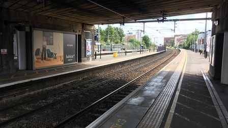 How St Albans City Station looks today. Picture: Archant