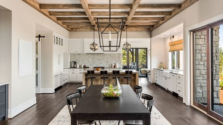 Open plan kitchen/diners are what it's all about. Picture: iStock/PA