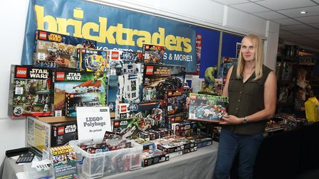 St Albans Comic-Con 2019: Bricktraders from St Albans.