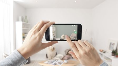 Dulux Visualiser app uses augmented reality to show how its range of colours will look in your livin