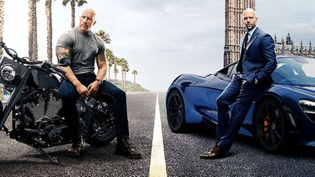 Fast & Furious: Hobbs & Show out at Cineworld in August