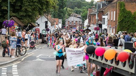 There was lots to do at the Wheathampstead Village Weekend 2019. Picture: Judith Parry