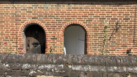 A 71-year-old woman who lived in the almshouses in Flamstead was pronounced dead on Saturday July 2