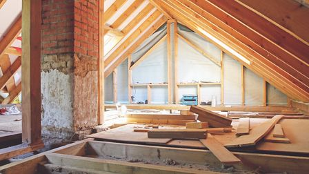 Loft conversions add the most value - but there are higher returns to be had. Picture: Getty Images/