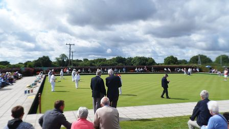 Bishop's Stortford Bowls Club will once again host the Herts County Finals Day in 2019.